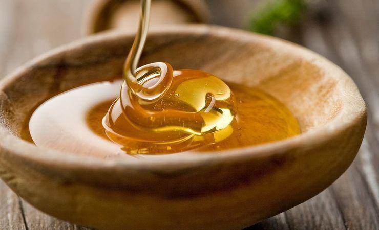 Мед для теста